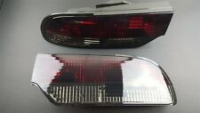 Phase 2 Rear Tail Light Kit Smoke Style 3pcs For Nissan S13 240SX 180SX
