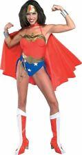 WONDER WOMAN DC MOVIE LICENSED FANCY DRESS COSTUME