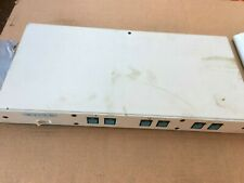 Vega 225-M Mark Iv Co. Communication Data Switch 010-8033 Ъ.
