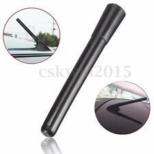 """4"""" Car Antenna Black Studdy Aerial 10CM For VW Golf MK3 MK4 MK5 R32 City GTI"""