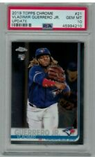 Vladimir Guerrero Jr. 2019 Topps Chrome Update #21 RC PSA 10 GEM MINT