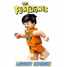 LEGO Minifigure The Flintstones - Fred Flintstone - idea044 FREE POST