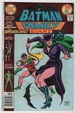 Batman Family #8 VF/NM 9.0 high grade Joker's Daughter 1976 DC create-a-lot