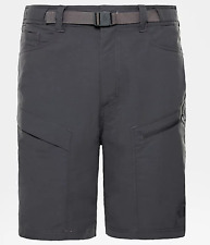 North Face MEN'S PARAMOUNT CARGO TRAIL SHORTS | GREY