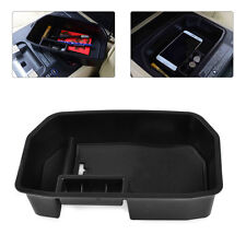 Central Armrest Organizer Secondary Holder Box Fit For Toyota Land Cruiser LC200