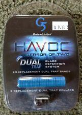G5 Havoc broadhead trap collars