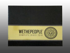 2010 We-The-People Bmx bicycle, product catalog featuring bikes and riders