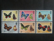 Belize 1974 Butterflies Part Set Mint - High CV
