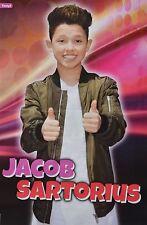JACOB SARTORIUS - A3 Poster (ca. 42 x 28 cm) - Clippings Fan Sammlung NEU
