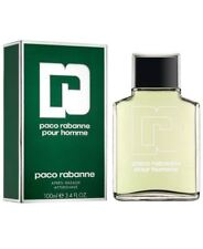Paco Rabanne Pour Homme After Shave 100 ml 3.4 oz For MEN