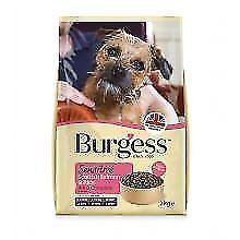 Burgess Salmon Dog Food