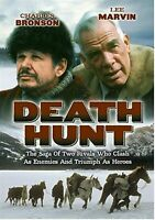 Death Hunt - Charles Bronson Lee Marvin - UK Compatible DVD (New & Sealed)