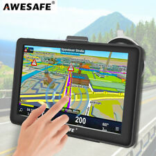 7 zoll Navigationgerät GPS navi für AUTO PKW LKW FM EU-Karte 48Länder 8GB