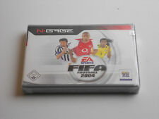 FIFA Football 2004 für Nokia N-Gage / Ngage * sealed *