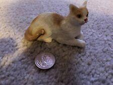 NIB Bug House Miniatures Cat