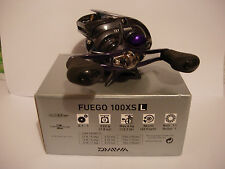 DAIWA FUEGO EXTRA HYPER GESCHWINDIGKEIT 100XSL LINKS Low-Profile