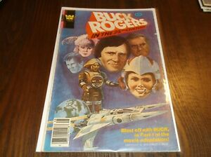 BUCK ROGERS ISSUE #2 (1979) WHITMAN COMICS FREE SHIPPING!