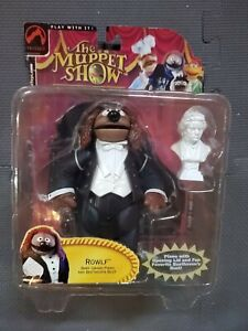 Muppets Palisades Rowlf tuxedo with piano Action Figure