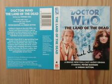 SARAH SUTTON signed/autograph - Doctor Who. Big Finish. Original