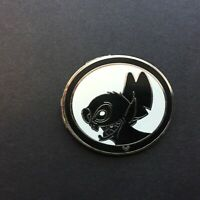 DLR 2008 Hidden Mickey Series - Silhouette Collection - Stitch Disney Pin 59275