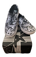 VANS x Disney Nightmare Before Christmas Trainers Unisex Discontinued UK size 8