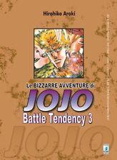 Le Bizzarre Avventure di Jojo 6 - Battle Tendency 3 - Star Comics ITALIANO NUOVO