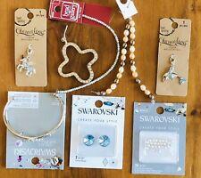 Jewelry Lot, Charms, Beads, Bracelets