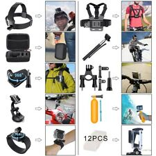 For GoPro Hero 5 4 3 2 1 Accessories Kit Camera Mount Strap Sport Set with Box