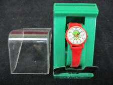 Vintage 1991 Lorus Jim Henson's Muppets Kermit the Frog Quartz Wrist Watch NOS