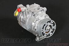 AUDI S6 RS6 S7 4G 4.0 V8 TFSI a/c compressor gasoline Klimakompressor 4G0260805F