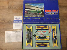 Lone Star 000 EL 51 Electric Passenger Train Set Within Its Original Box