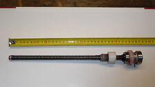 Vis sans fin 14 mm à écrou nylon sans bille