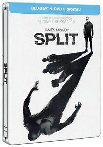 Split Steelbook Edition (Blu-ray/DVD)