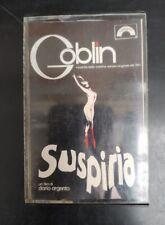 Cassetta Tape Goblin Suspiria Cinevox 1977