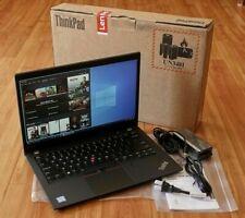 """Lenovo ThinkPad T490 14"""" FHD IPS i5-8365U 16GB 256GB SSD Win10P OB Wty til 2023"""