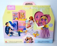 Barbie happy family nursery playset NEW NRFB