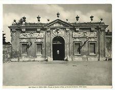 Italian Architecture, Villa del Priorato di Malta - Vintage 8x10 Photograph