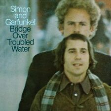 Simon & Garfunkel Folk Rock LP Records