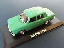 RENAULT 8 DACIA 1100 Rumänien grün green 1967 - 1971 Altaya  S-Preis 1:43