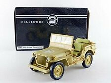 Jeep Willys 'Casablanca' 1943 - 1:18 - Triple 9 Collection