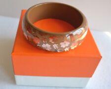 Folli Follie  NWT Perfect Combo ; Rose Gold & Mocha Signature Resin Bracelet
