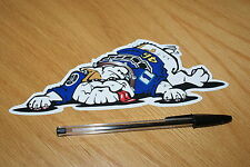 "Rossi ""THE DOCTOR"" Bulldog Sticker"