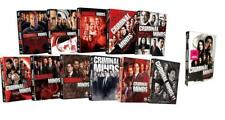 Criminal Minds Season 1-12 Complete Series DVD Set Collection Series