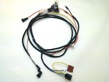 1967 67 Chevelle El Camino Engine Starter Wiring Harness with Gauges 396 SS
