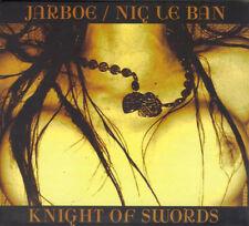 Jarboe & Nic Le Ban - Knight Of Swords / The Beggar 2CD SWANS