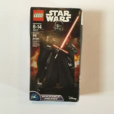 Brand New NIB LEGO Star Wars Kylo Ren Buildable Figure 75117