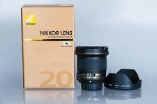 !TOP! Nikon Nikkor AF-S 20mm f/1,8G ED Neuwertiger Zustand