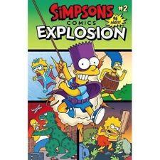 Simpsons Comics von Matt Groening (2017, Taschenbuch)