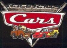 Disney Pin: Walt Disney Imagineering (WDI) - Cars Race Rally (LE 300)