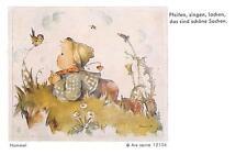 """Fleißbildchen Heiligenbild Gebetbild Hummel"""" Holy card Ars sacra"""" H1328"""""""